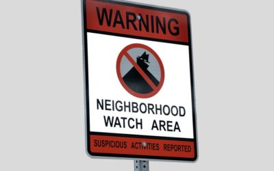 Is A Burglar Targeting Your Home or Neighborhood?
